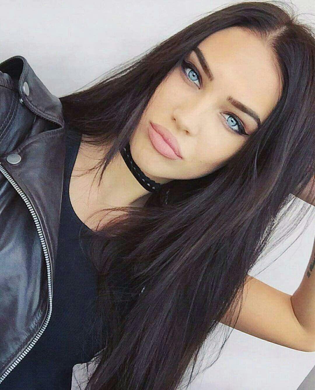 Hair Image By Arianna Moretti Hair Color For Black Hair Pale