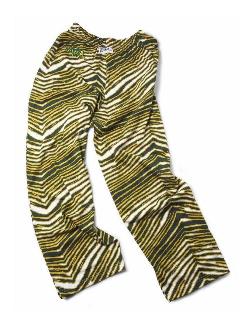 Pant By Zubaz Logo Pants Athletic Pants