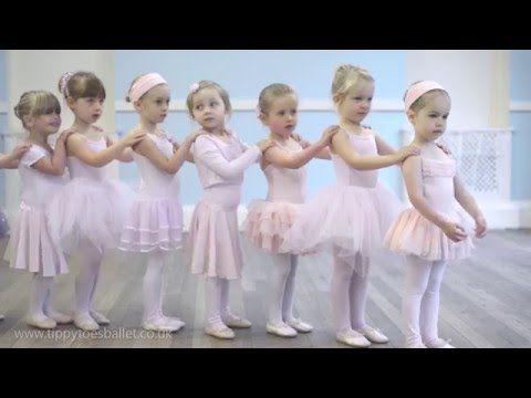 Dance Class Beginner Ballet Flat Toddler//Little Kid