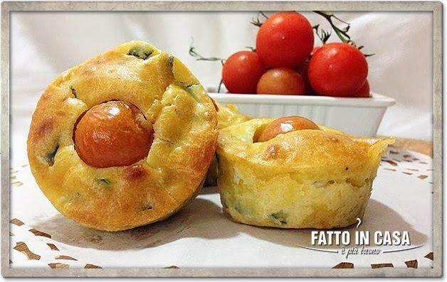 Muffin Salati con Zucchine Ricotta e Scamorza - http://www.ricercadiricette.it/r/muffin-salati-con-zucchine-ricotta-e-scamorza-36197524.html