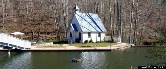 Still Chapel On Lake Louise In Joelton Tn