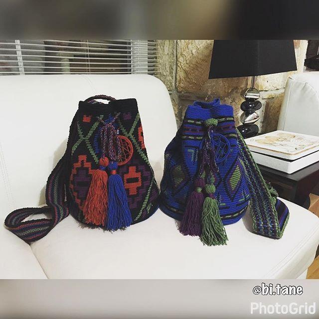 Kisiye ozel tasarim rengarenk Bi'tane Cantalar 💃🏾➿ #elyapimi #wayuubags #wayuu #wayuuçanta #wayuumochila #ozeltasarim #bags #örgü #elyapimicanta #elyapimi #handmade