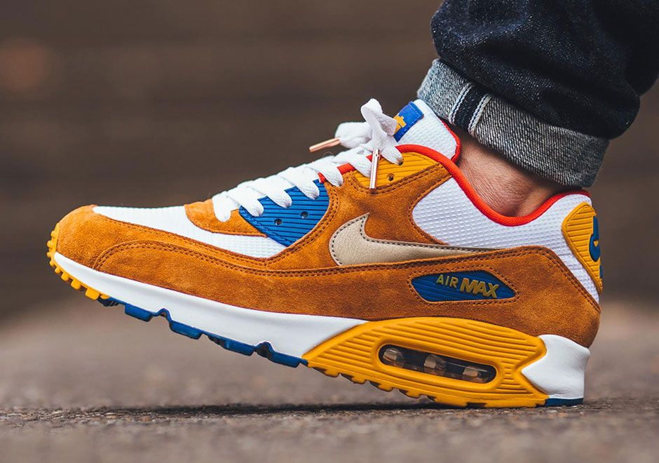 15a8afebb59e Nike Air Max 90 Curry