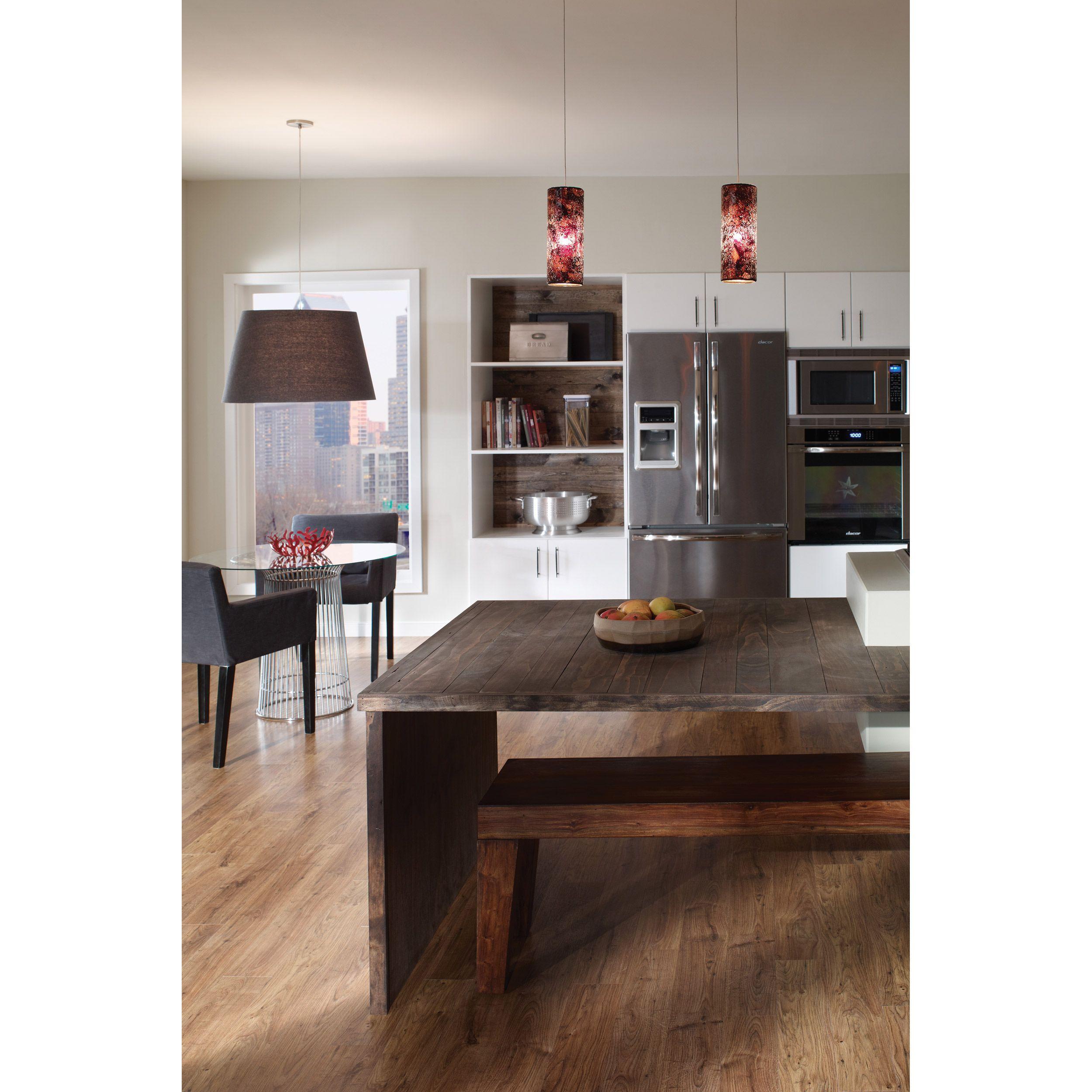 Tech Lighting LowVoltage Veil Pendant Small kitchen