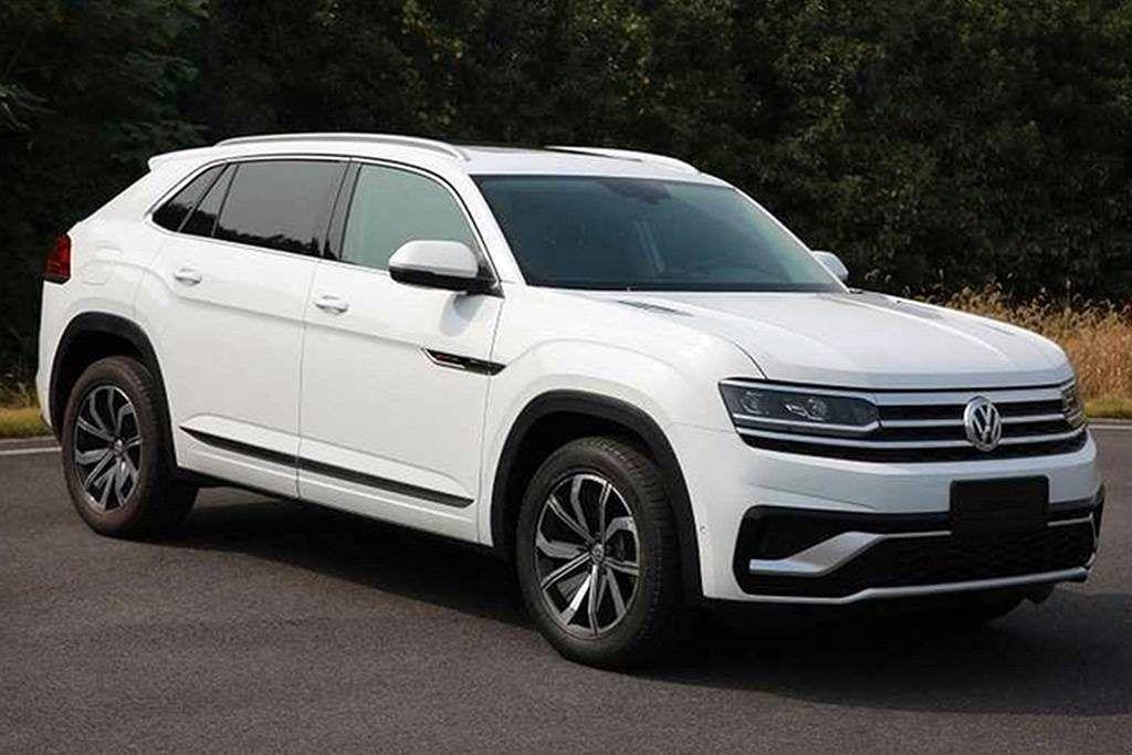 Nova VW Atlas Cross Sport 2019 Volkswagen, Caminhões e