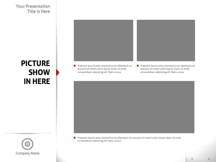 Professional Animated Power Point Template Design - Presentation - professional power point template
