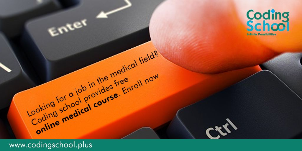 Enroll Now For Your Free Medical Coding Course Online
