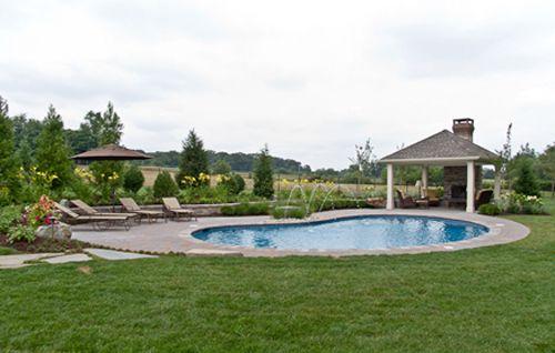 Pin By Joe Palimeno On Custom Pools Backyard Pool Custom Pools Backyard Patio