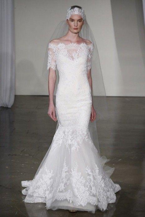 Marchesa bridal Fall 2013 – The Dress