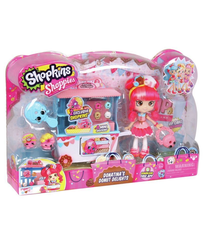 Dolls house at argos co uk your online shop for dolls houses dolls - Buy Shopkins Shoppies Donutina S Donut Delight Cart Playset At Argos Co Uk Your Shopkins Season 4buy Shopkinsfashion Dollsdonutsgift