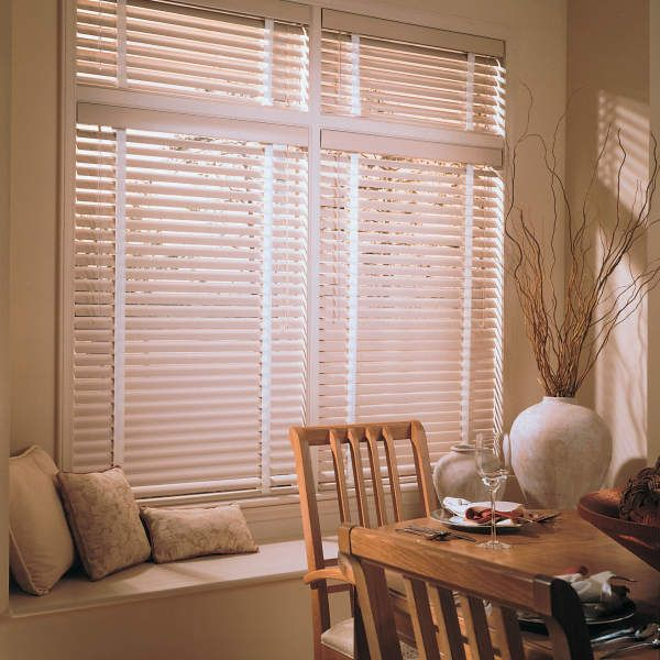 Levolor Riviera 2 Mini Blinds Dining Room Window Treatments Aluminum Blinds Blinds