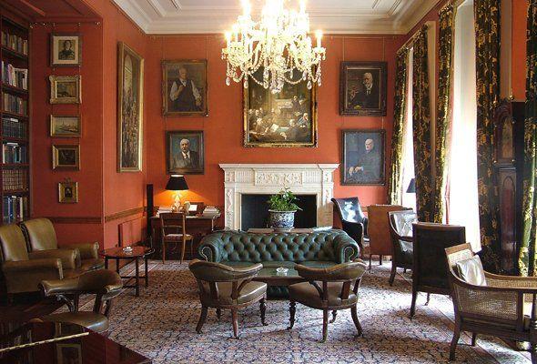 The Most Exclusive Private Clubs In London Home Decor Classic Interior Decor