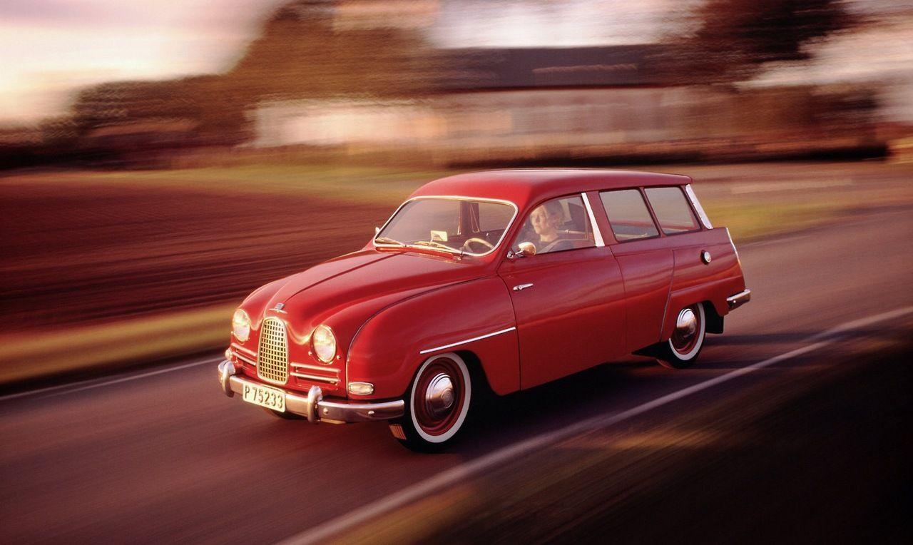 Still missing Saab.