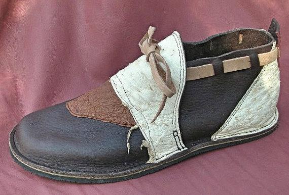 9f4c7ef3457b2 Leather custom Handmade Shoes-Chocolate Brown Bull Hide,Various ...