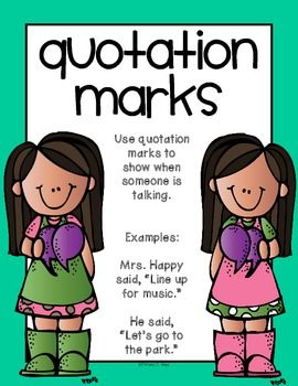 """FREE """"Punctuation Peeps"""" Anchor Posters!! w/ melonheadz graphics!....Follow for Free """"too-neat-not-to-keep"""" teaching tools & other fun stuff :)"""