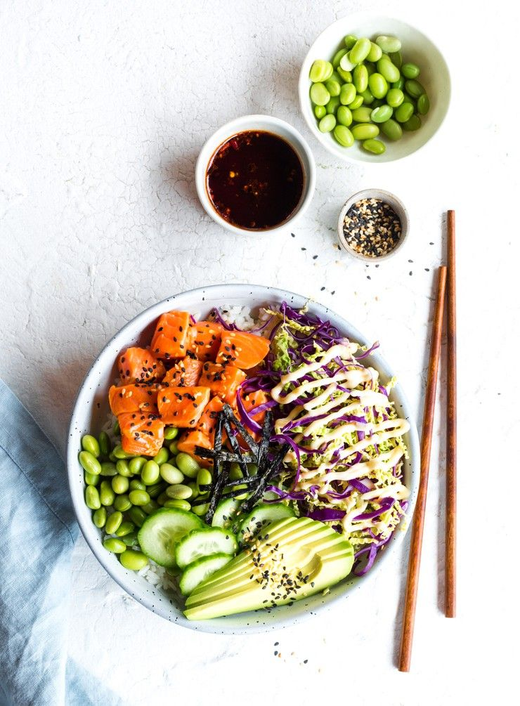 This simple bright and fresh salmon bowl is the perfect way to recipe book nourish bowls has ideas for sweet and savoury meals filled with fresh ingredients and thoughtful flavour combinations forumfinder Image collections