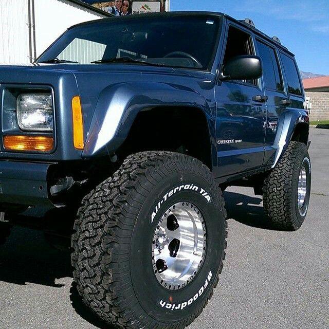 Notch Custom Flares Jeep Cherokee Jeep Cherokee Xj Jeep Xj