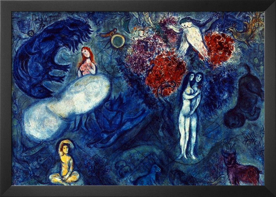 Opening This Weekend The Jewish Museum Chagall Love War And Exile