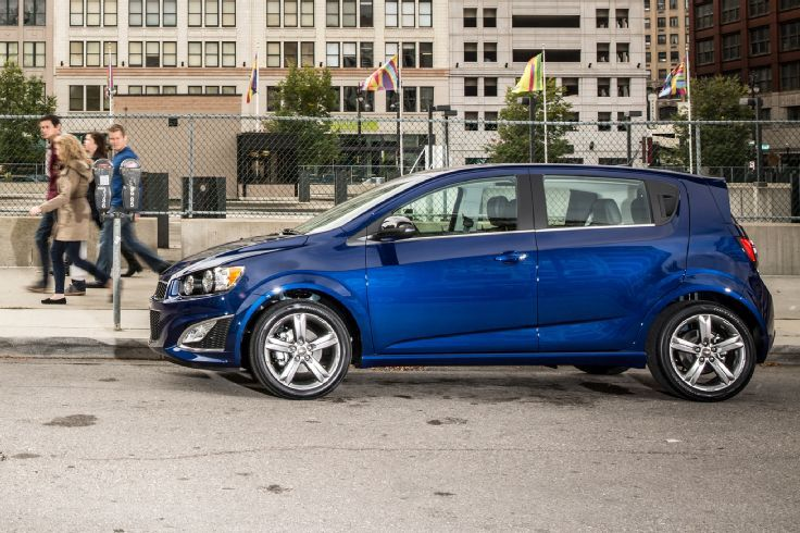 2014 Chevrolet Sonic Hatchback Blue 2014 Chevrolet Sonic Rs Hatch In Blue