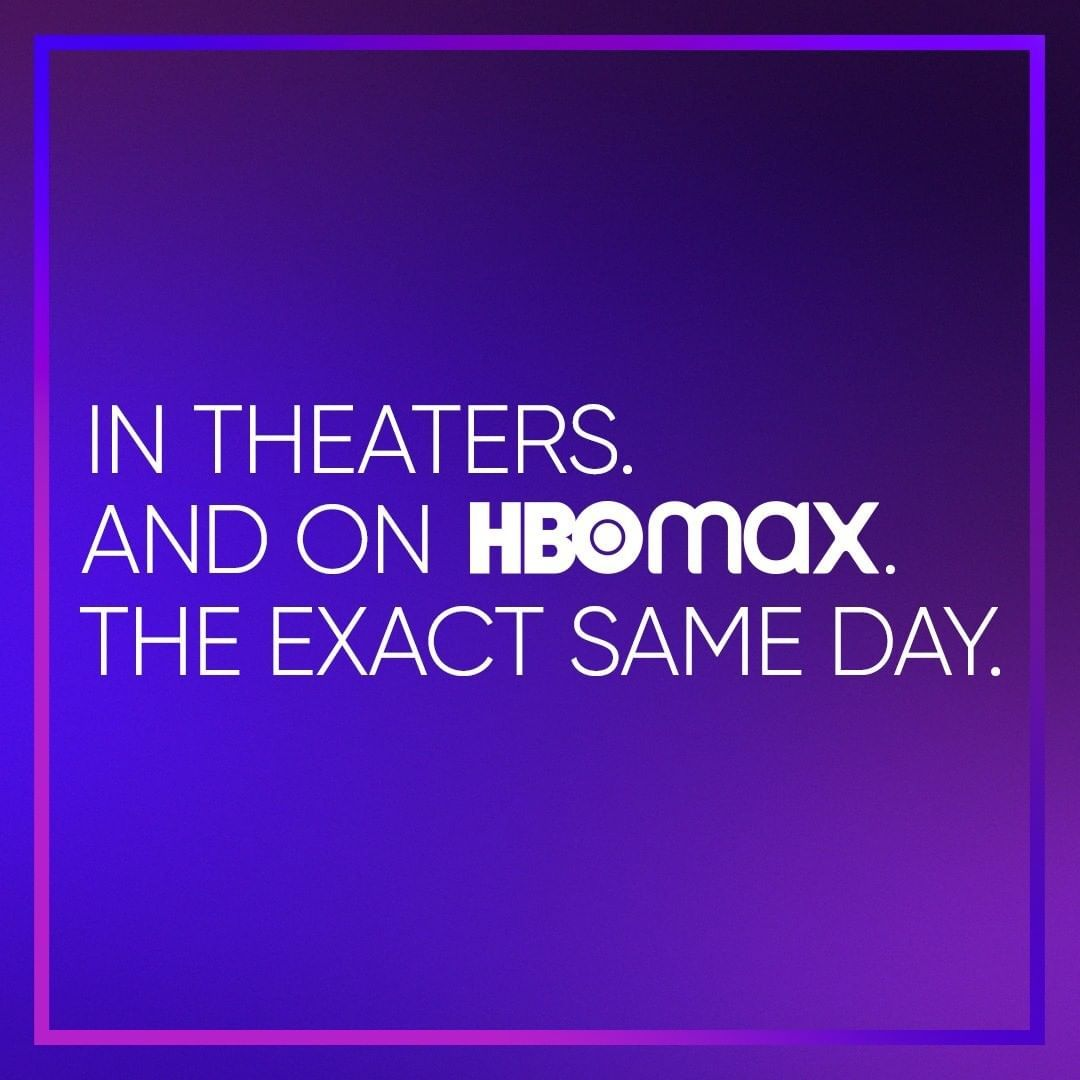 3 874 Likes 169 Comments Hbo Max Hbomax On Instagram I Got You Something Nice This Year The Biggest Movie Premieres Movie Premiere Hbo Movies