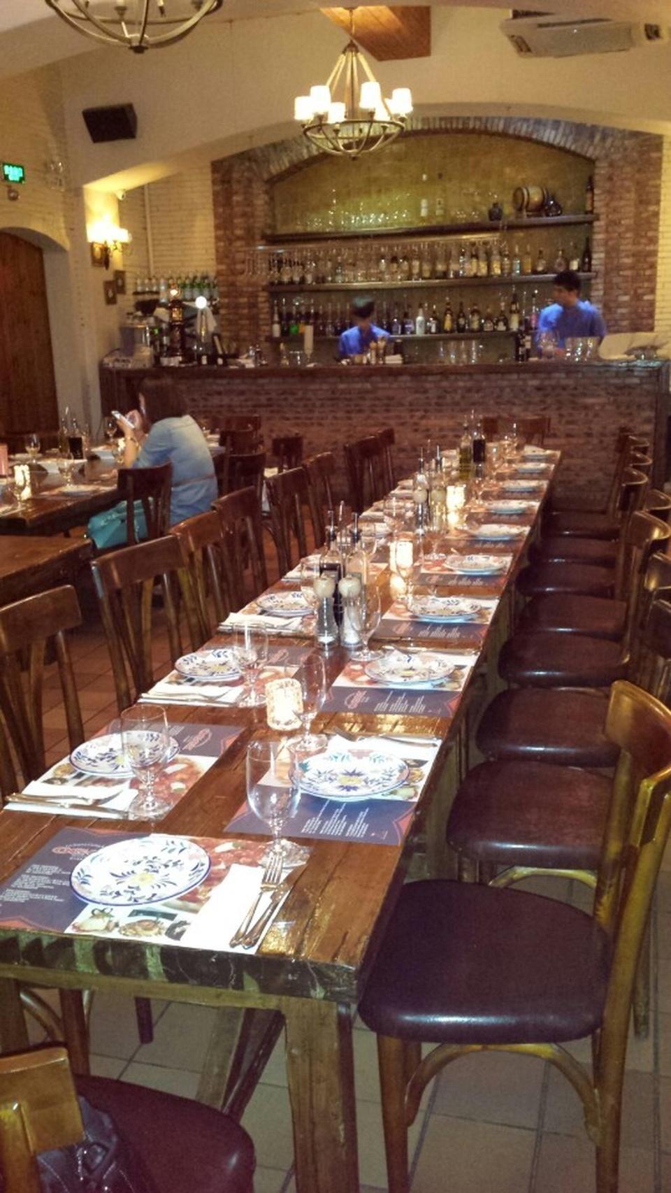 OGGI TRATTORIA ( La Nuova Cucina Italiana ) Shop 119. 8 Xingsheng Lu. Tianhe District. Guangzhou. China | Guangzhou. Cucina. Pearl river