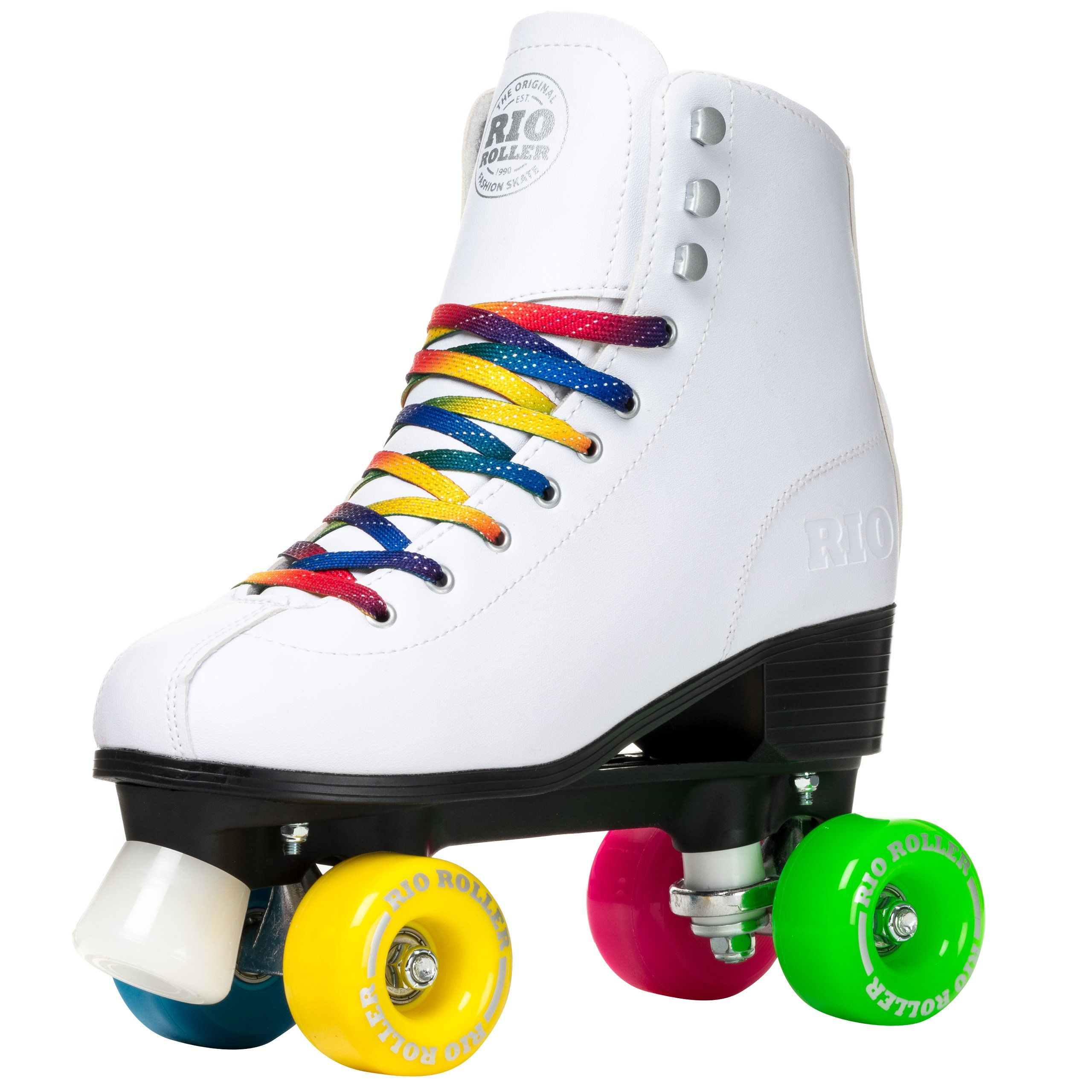 Roller skating rink queen anne - Rio Roller Figure Quads White 7uk Awesome Products Selected By Anna Churchill