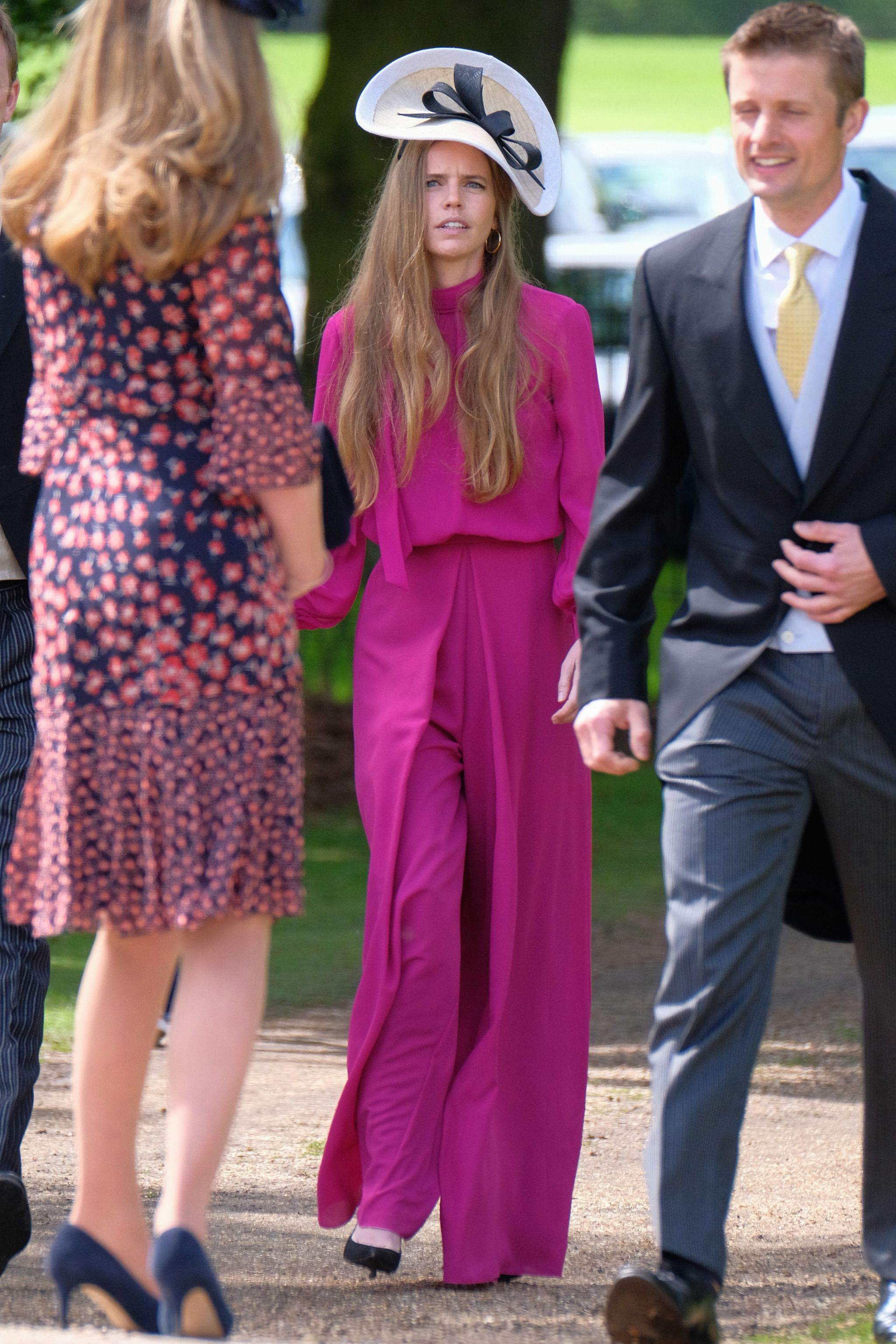Los invitados de a la boda de Pippa Middleton | Pinterest | Dos ...