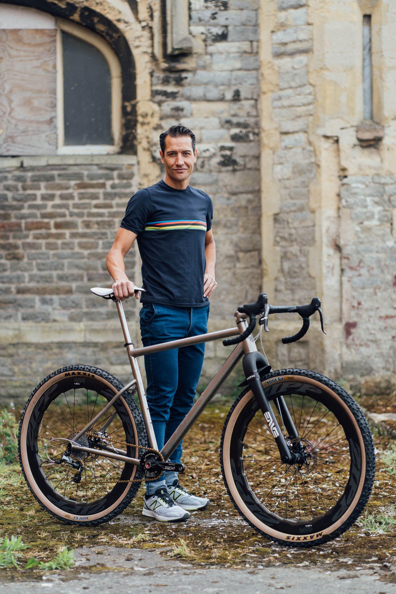 Five More Bikes From Bespoked Uk 2019 Titanium Bike Commuter