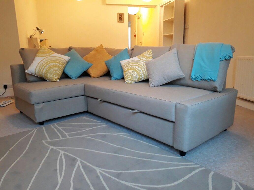 Ikea Corner Sofa Bed Flat Pack Furniture Assembly In Bristol