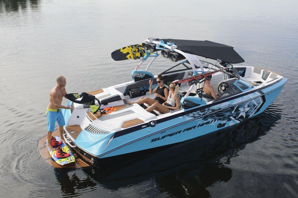 Breakaway kit 9a/h bat/box/sw Boat, Malibu boats, Supra