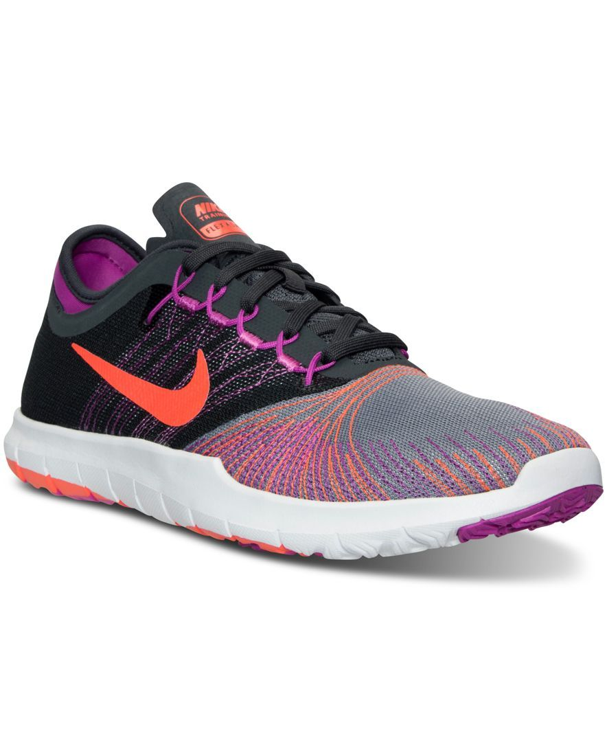 a0eb23f9d94f Nike Women s Flex Adapt Tr Running Sneakers from Finish Line ...