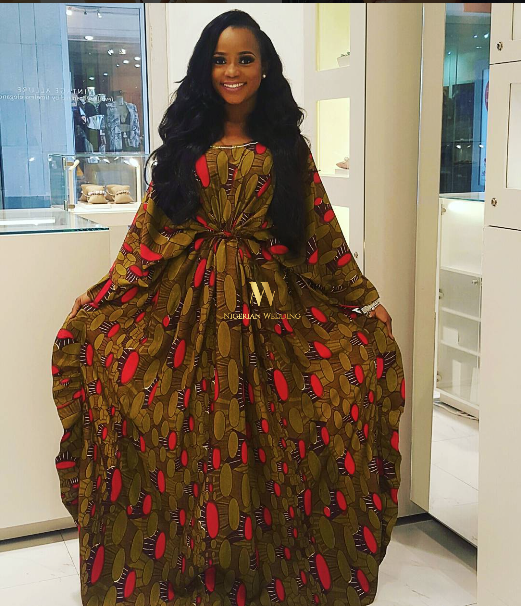 Classy ankara styles nigerian wedding bubu maxi dress for African dress styles for weddings