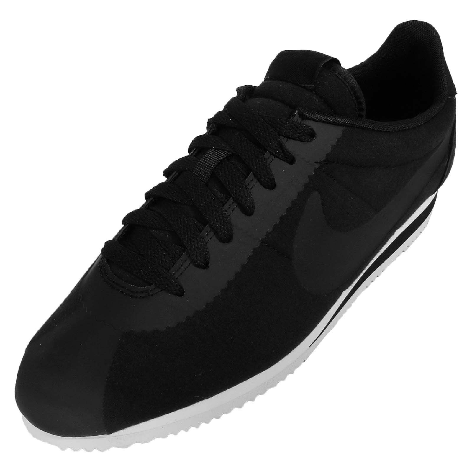 the latest 711d7 2d623 ... release date nike mens classic cortez tp tech fleece pack black black  b94f1 5d065