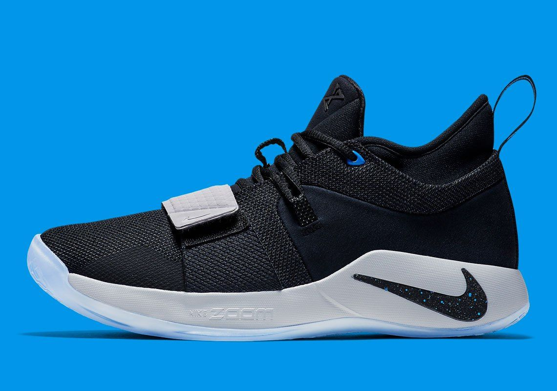 new styles 0275a 5f3d2 Space Jam Vibes Land On Paul Georges Nike PG 2.5 | Footwear ...