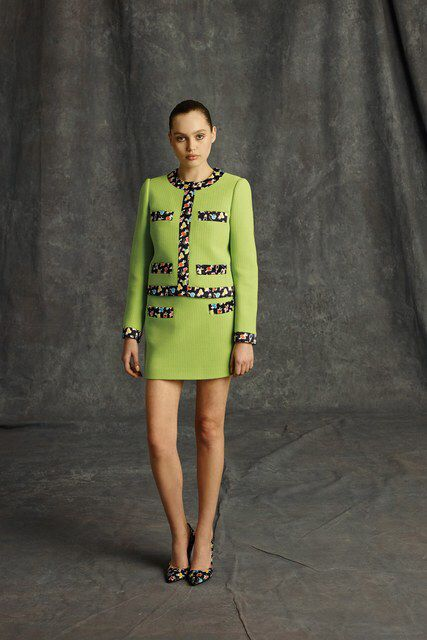 Moschino | Pre-Fall 2014 Collection | Vogue Runway