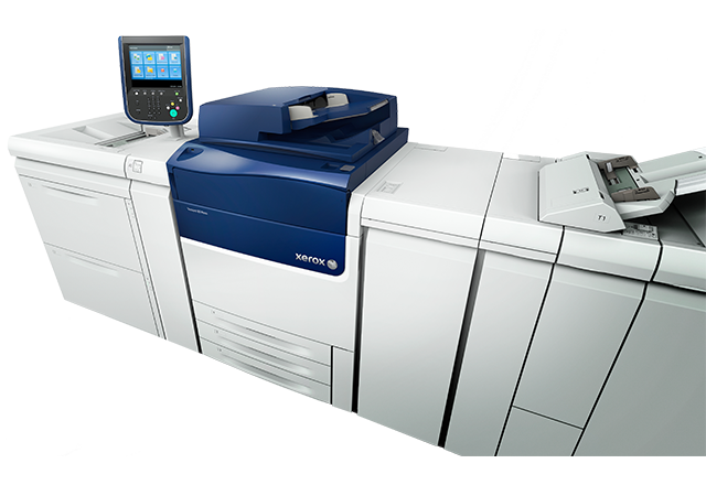 Xerox Versant 80 Press Automated Color Publishing Color