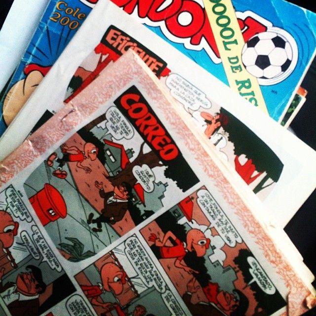 Revistas y más revistas :) #Condorito