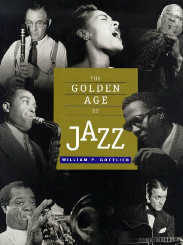 William Gottlieb's Beautiful Vintage Photographs of Jazz Legends, from Billie Holiday to Louis Armstrong | Brain Pickings