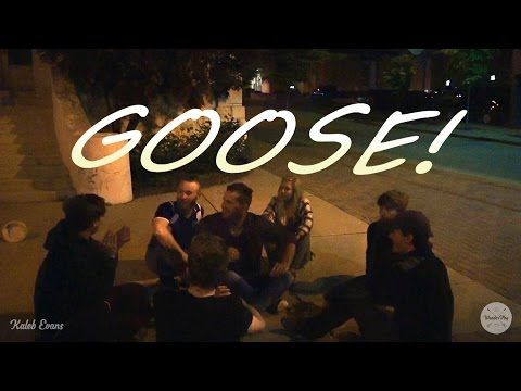 Duck Duck Goose with STRANGERS! - YouTube