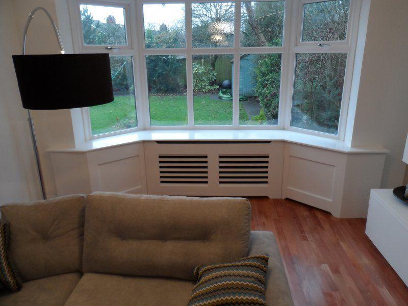 Stupendous Bay Windows Window Seats Radiator Cabinets House Machost Co Dining Chair Design Ideas Machostcouk