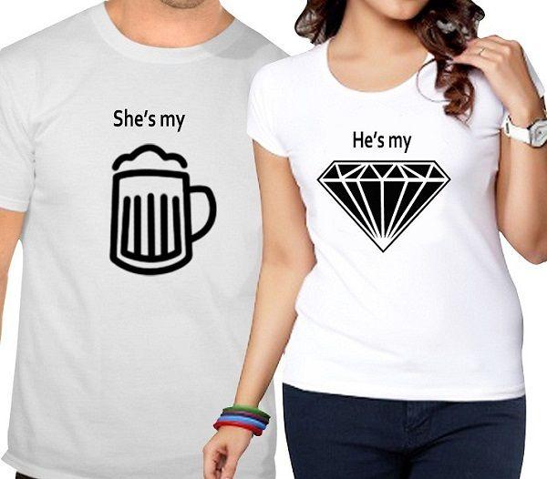 7607a4085646a camisetas para parejas 15