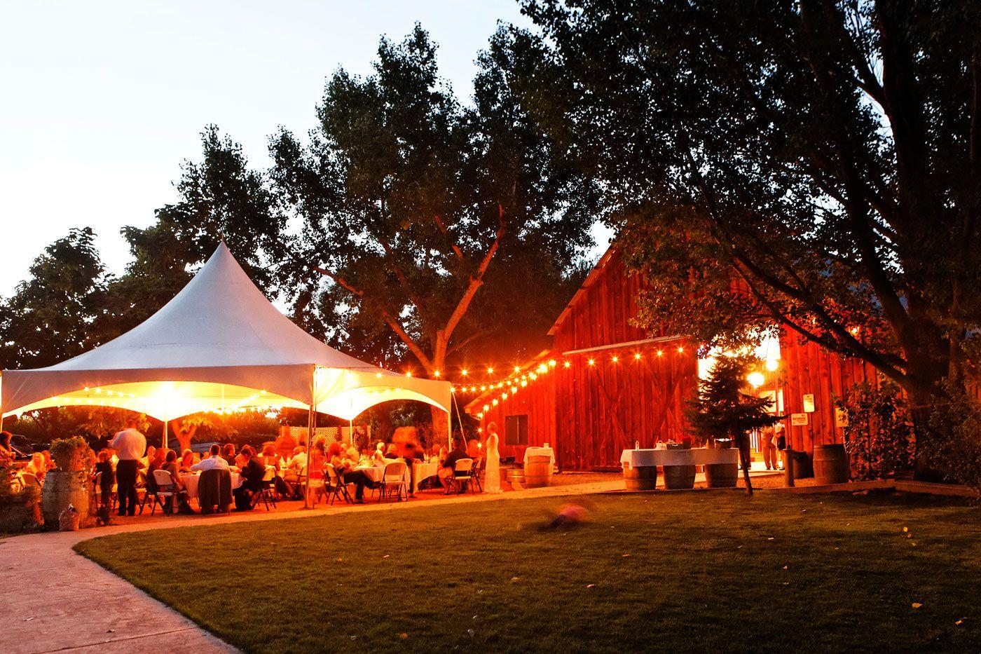 Http Www Bartonglasserweddings Com Palisade Winery Wedding Amy S Courtyard Winery Weddings Winery Courtyard Wedding