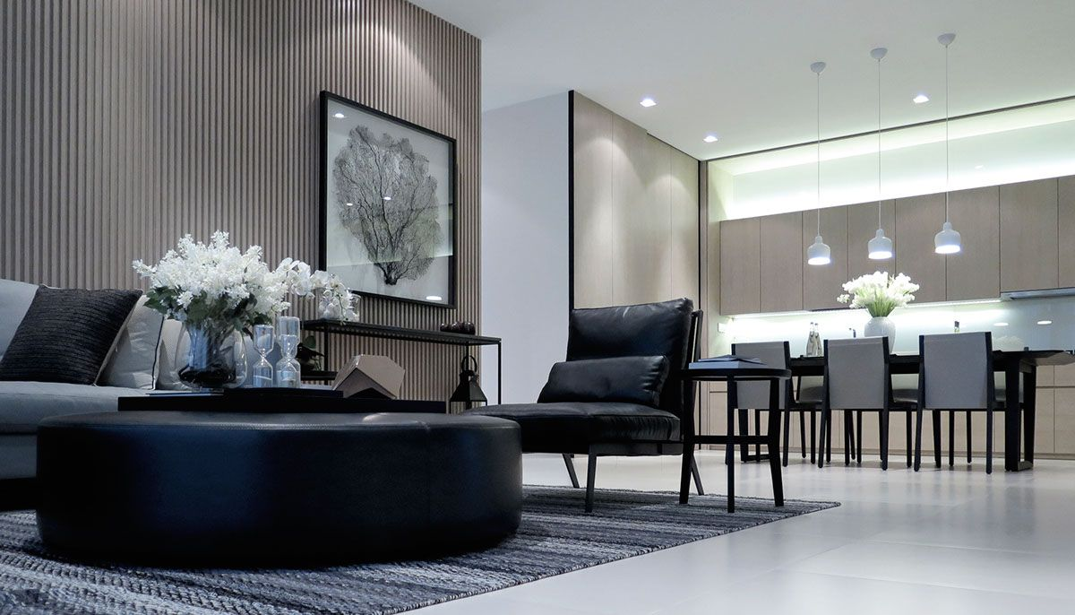 Green haven show suite  malaysia on behance also eriorsidential rh gr pinterest