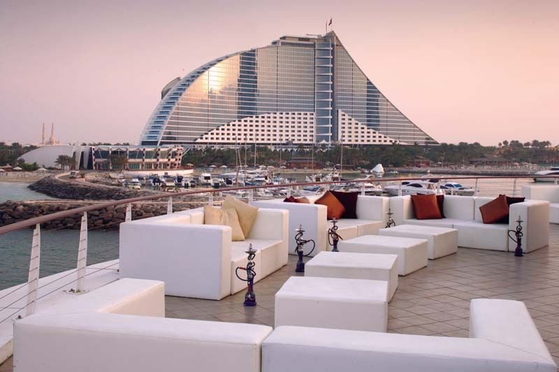 Jumeirah Beach Hotel - 360 Indoor Bar and Lounge - Google Search