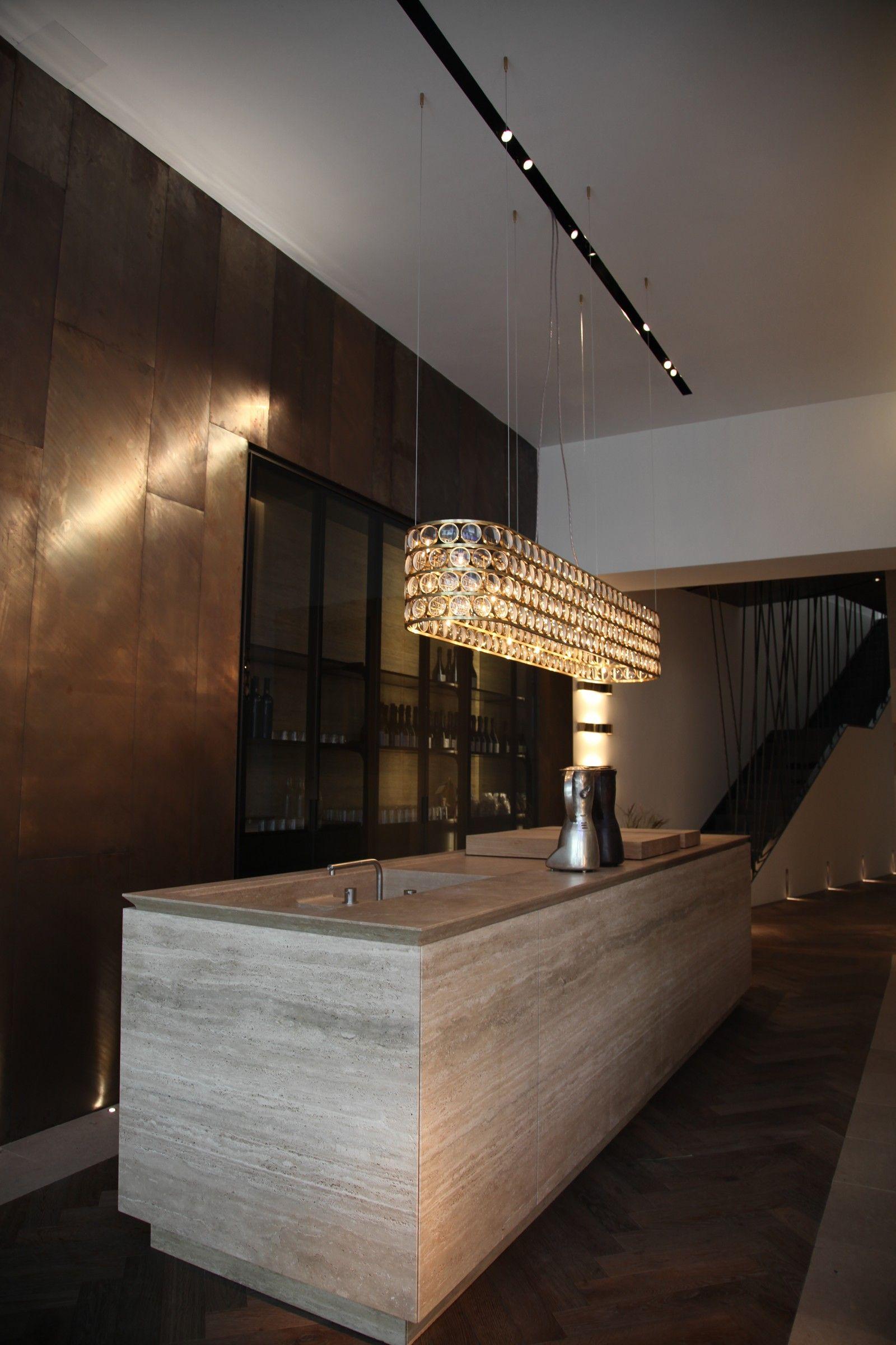 BJARNHOFF STUDIO - Bredgade 23 - KBH Vaselli Kitchen#Viabizzuno#Rimadesio  lighting ...