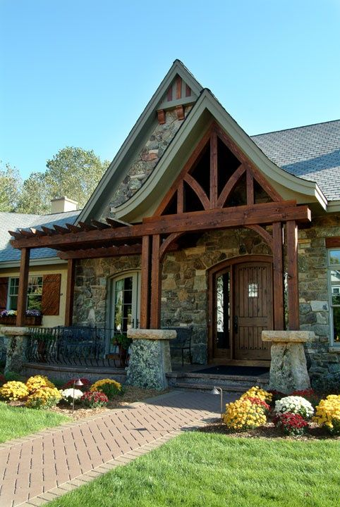 Finely Crafted English Cottage Hendel Homes Like The