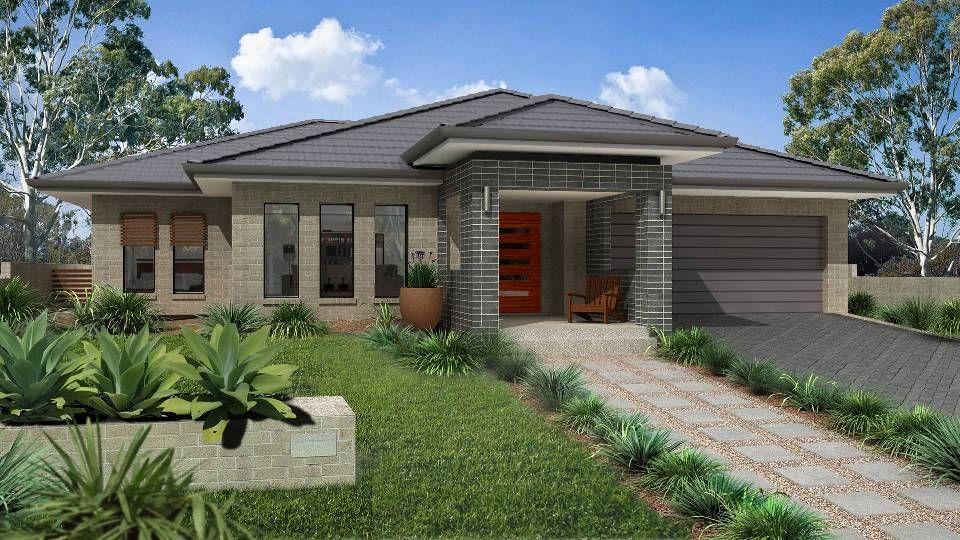 Monier Pgh Colourtouch House Monier Roof Tiles Atura