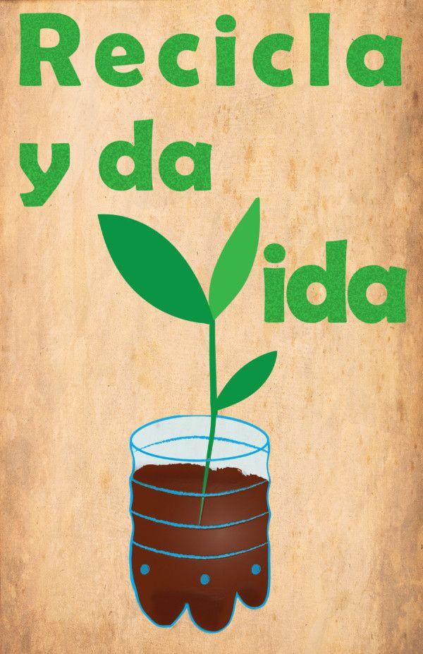 Im genes del d a mundial del reciclaje 17 de mayo for Carteleras escolares de reciclaje