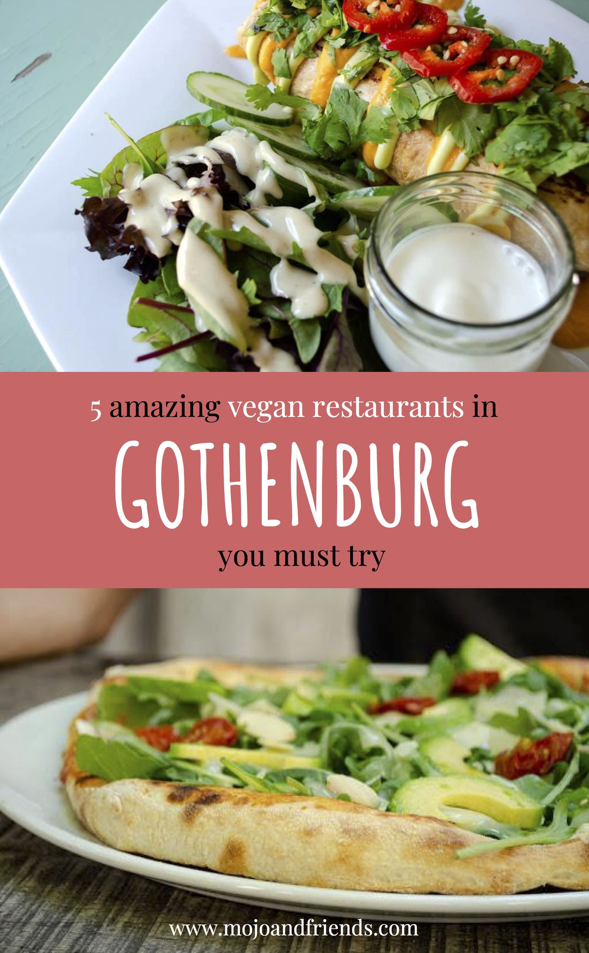 5 Amazing Vegan Restaurants In Gothenburg You Have To Try