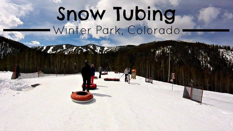 Photo of Snow Tubing in Winter Park, Colorado: Everything You Need To Know